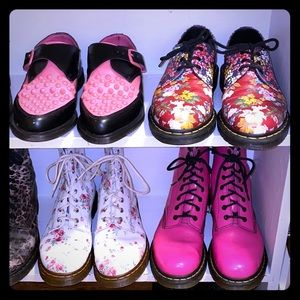 DR MARTENS ALL SIZE 9